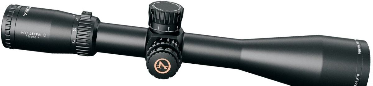 Athlon Ares BTR FFP Riflescopes