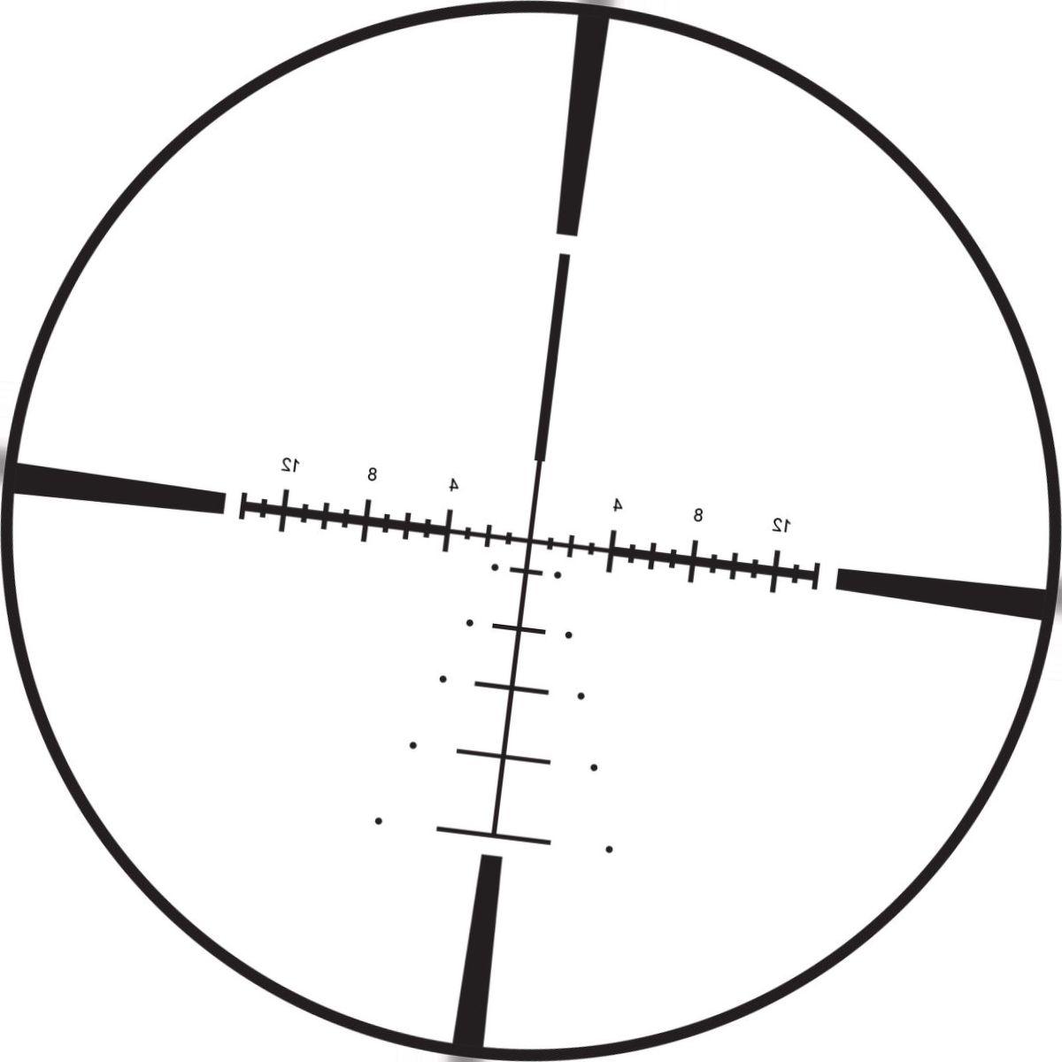 Burris Veracity 30mm FFP Riflescope with M.A.D. Knob System