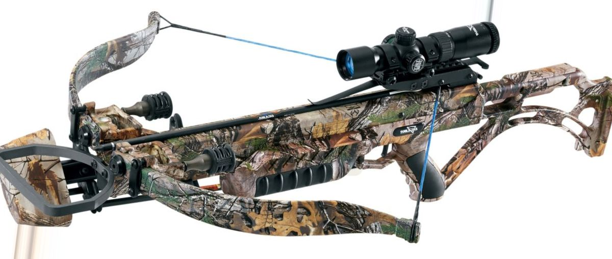 Excalibur Matrix Bulldog 400 Package Crossbow
