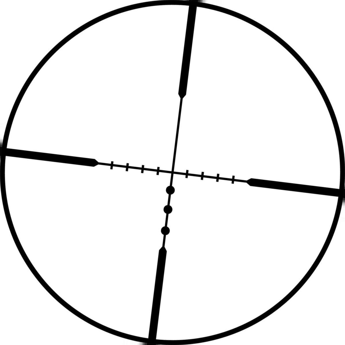 Leupold® American Marksman 3-9x40 Riflescope