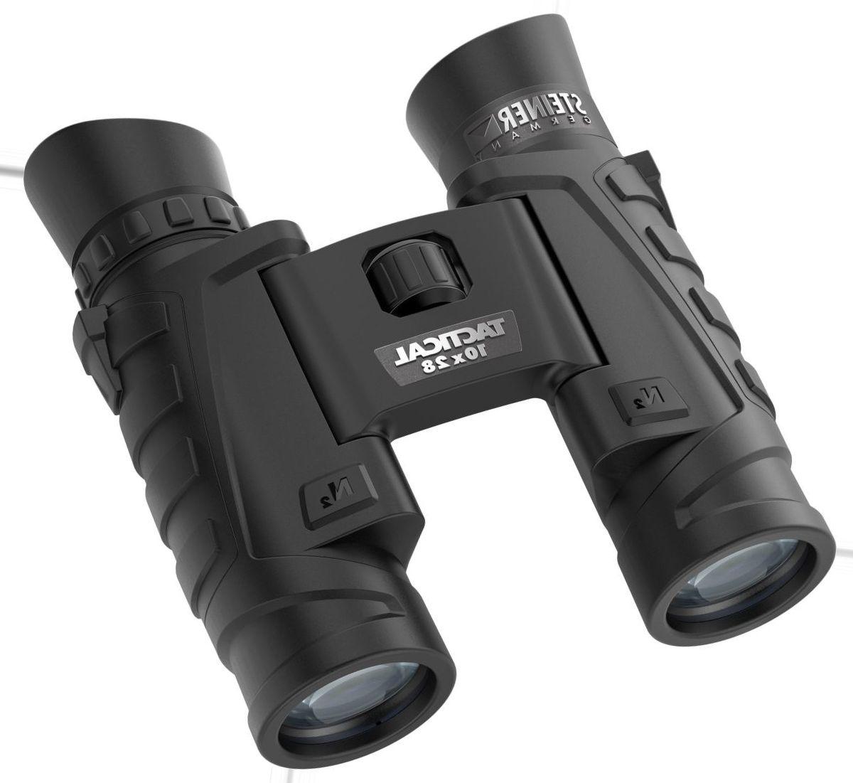 Steiner Tactical 10x28 Compact Binoculars
