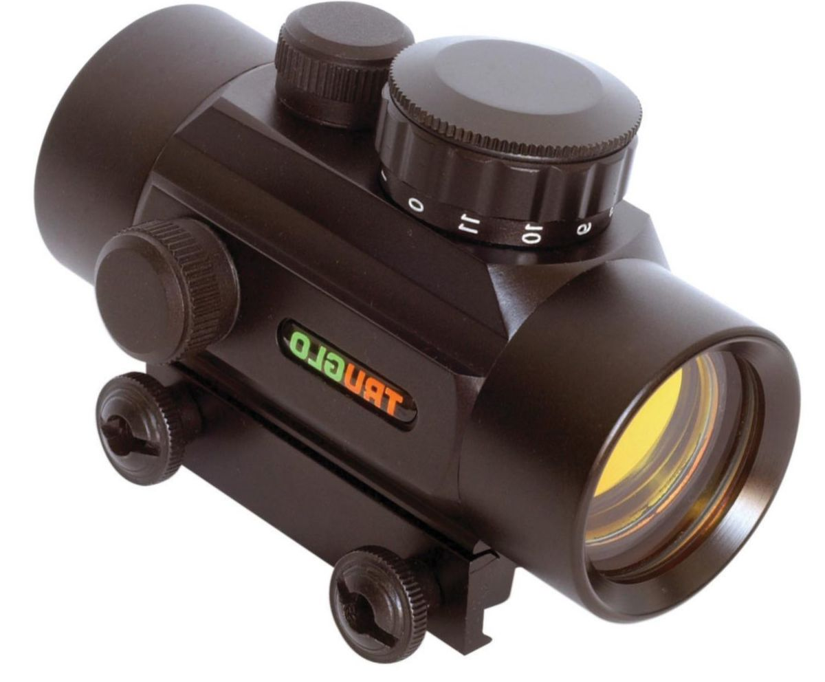TRUGLO® 30mm Red-Dot Crossbow Sight