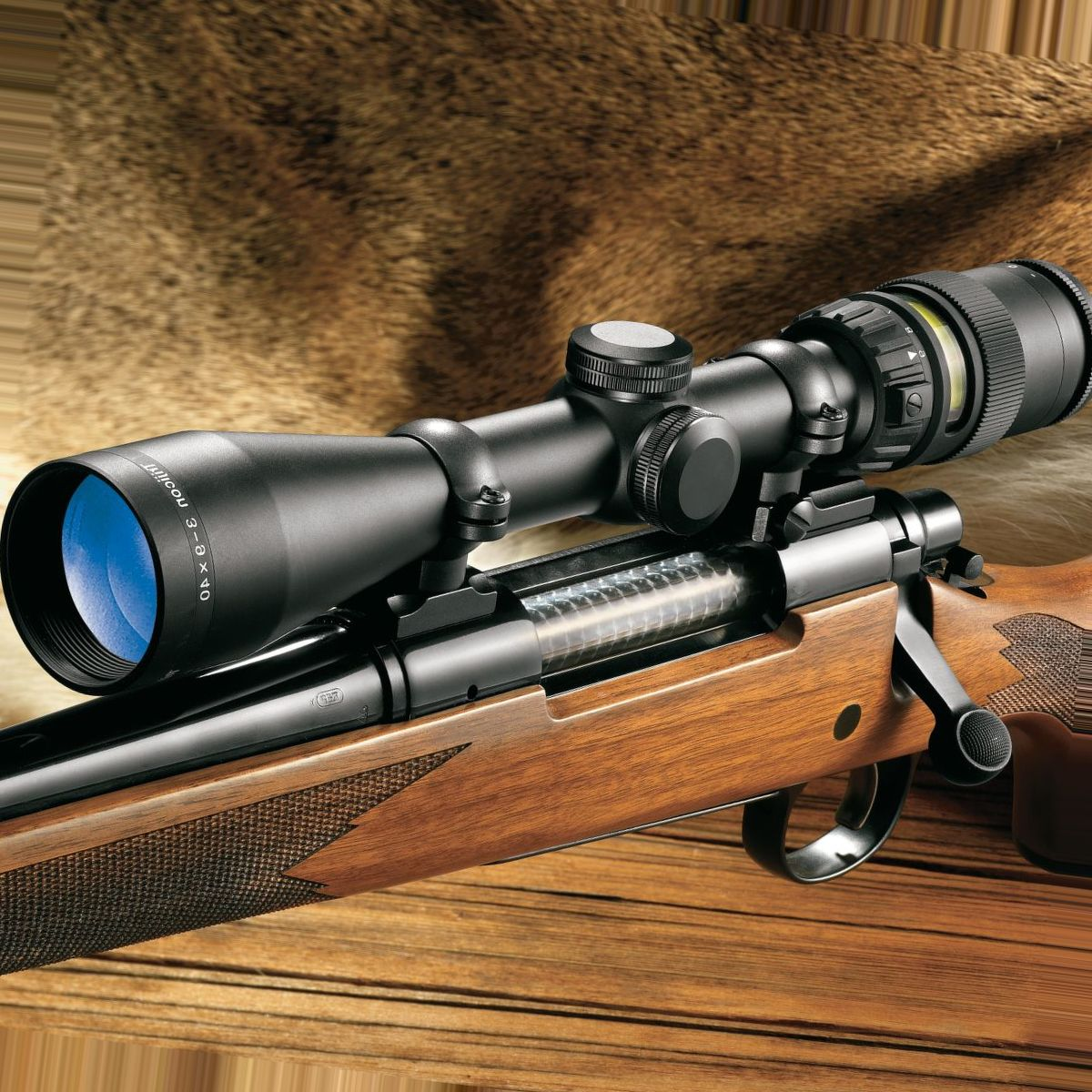 Trijicon® AccuPoint® Riflescopes
