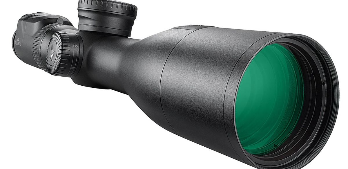 Swarovski® dS Digital Smart Rifle Scope – 5X52mm