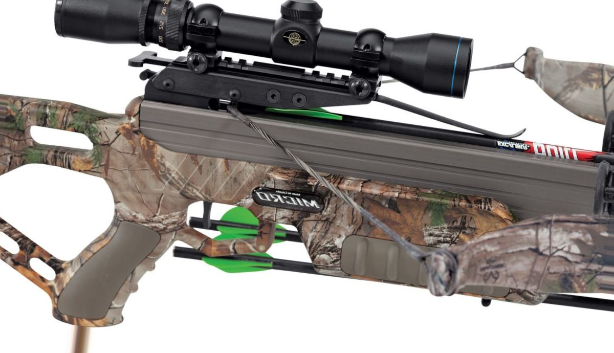Excalibur Micro 335 Crossbow Hunting Kit by Cabela's