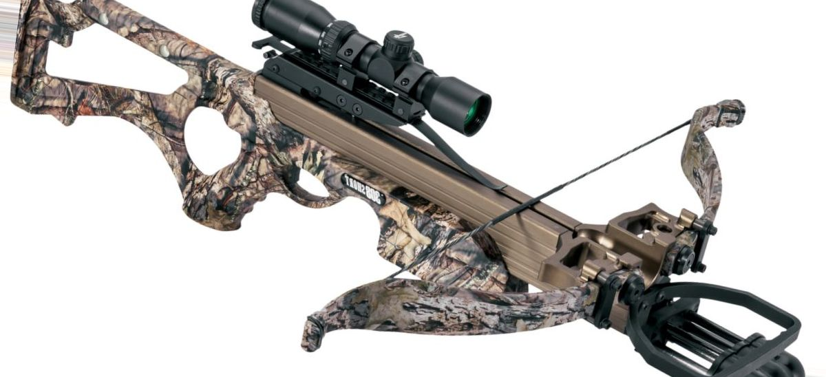 Excalibur 308 Short Crossbow Package