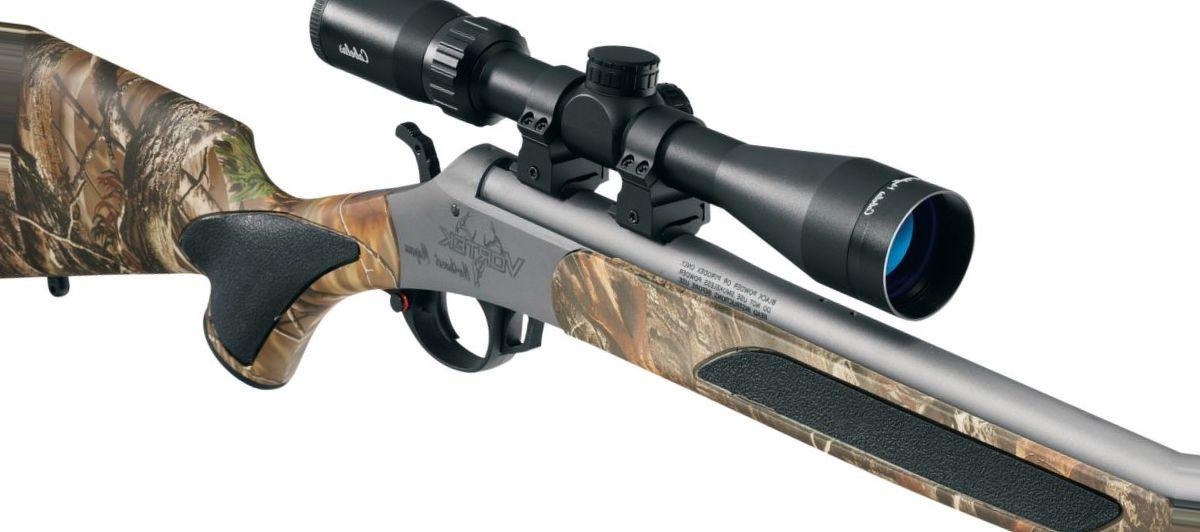Cabela's Muzzleloader Riflescopes