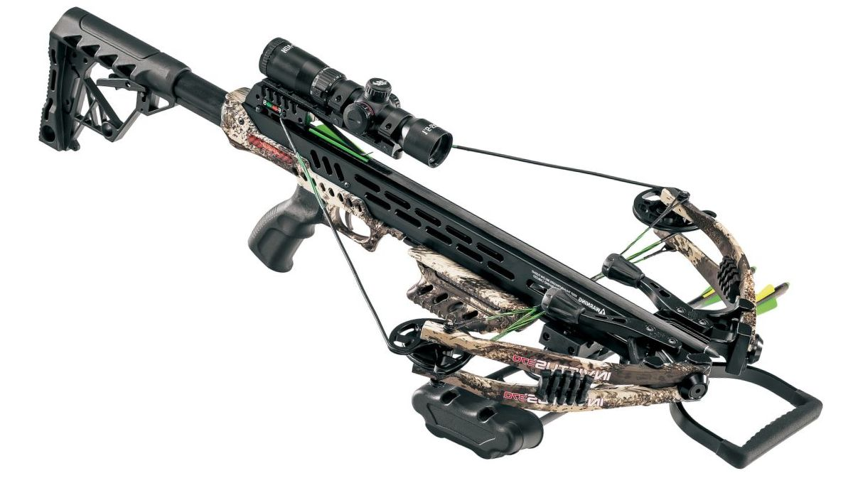 PSE Invictus Crossbow Package