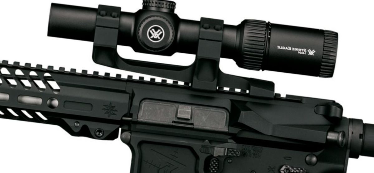 Vortex® Strike Eagle® 30mm AR Riflescopes