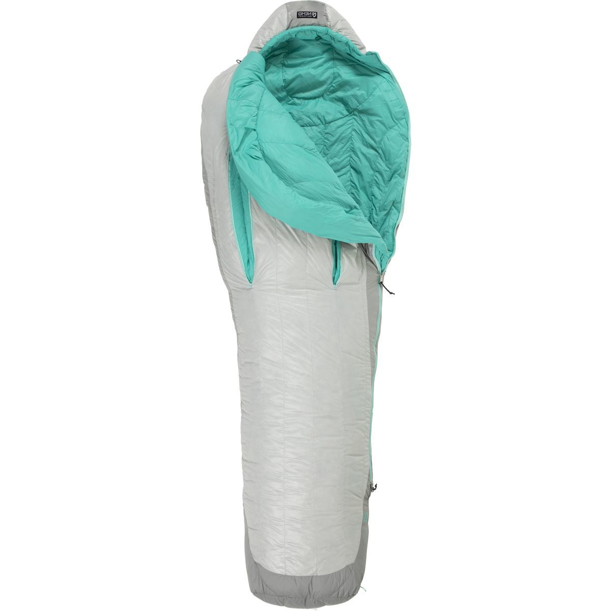 NEMO Equipment Inc. Aya 15 Sleeping Bag: 15 Degree Down - Women's