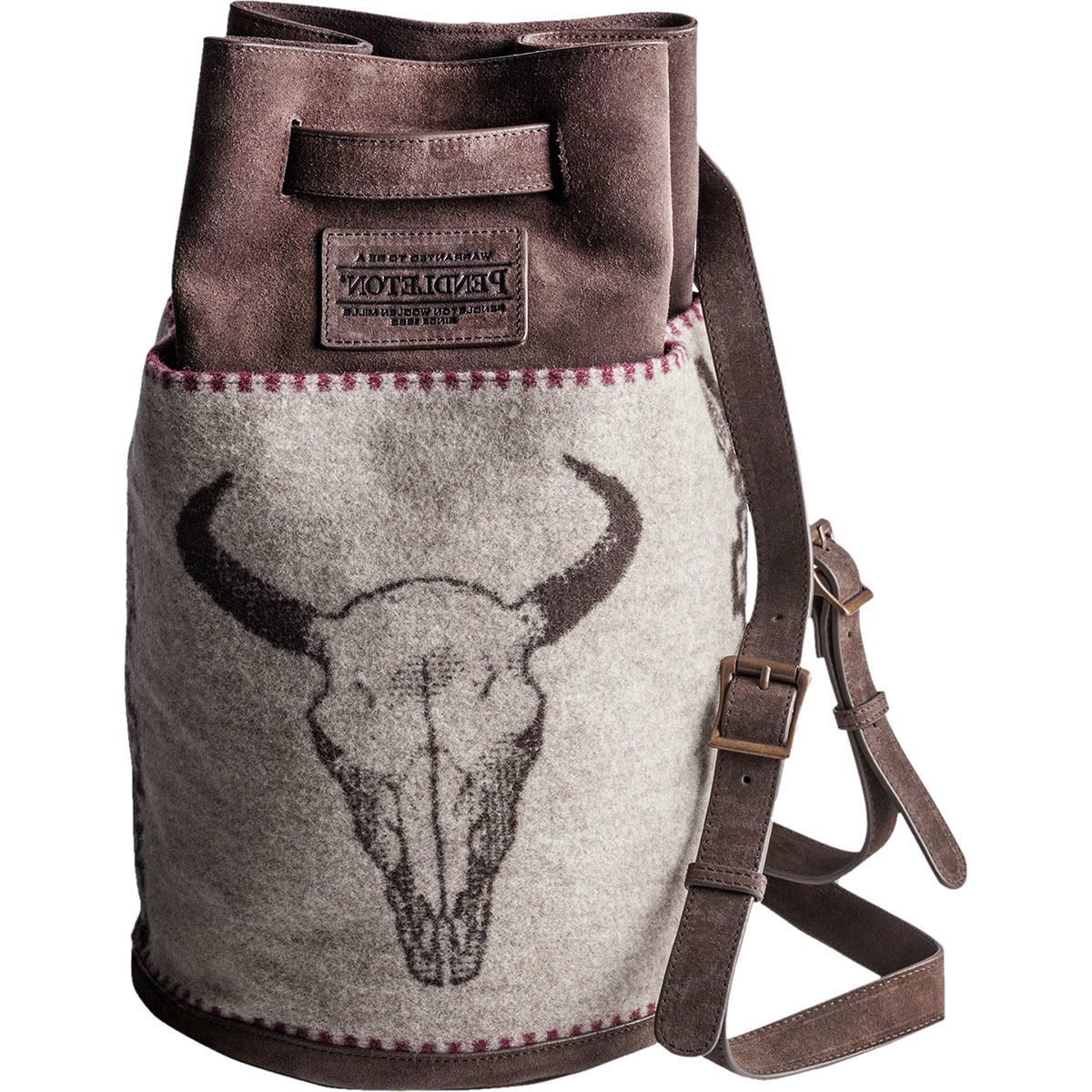 Pendleton Bucket Backpack - Women's