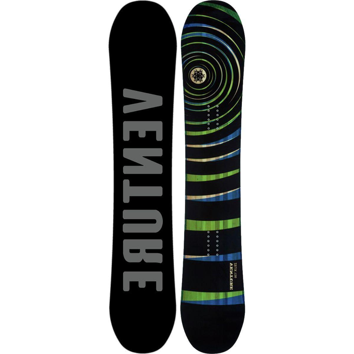Venture Snowboards Zelix Snowboard - Men's