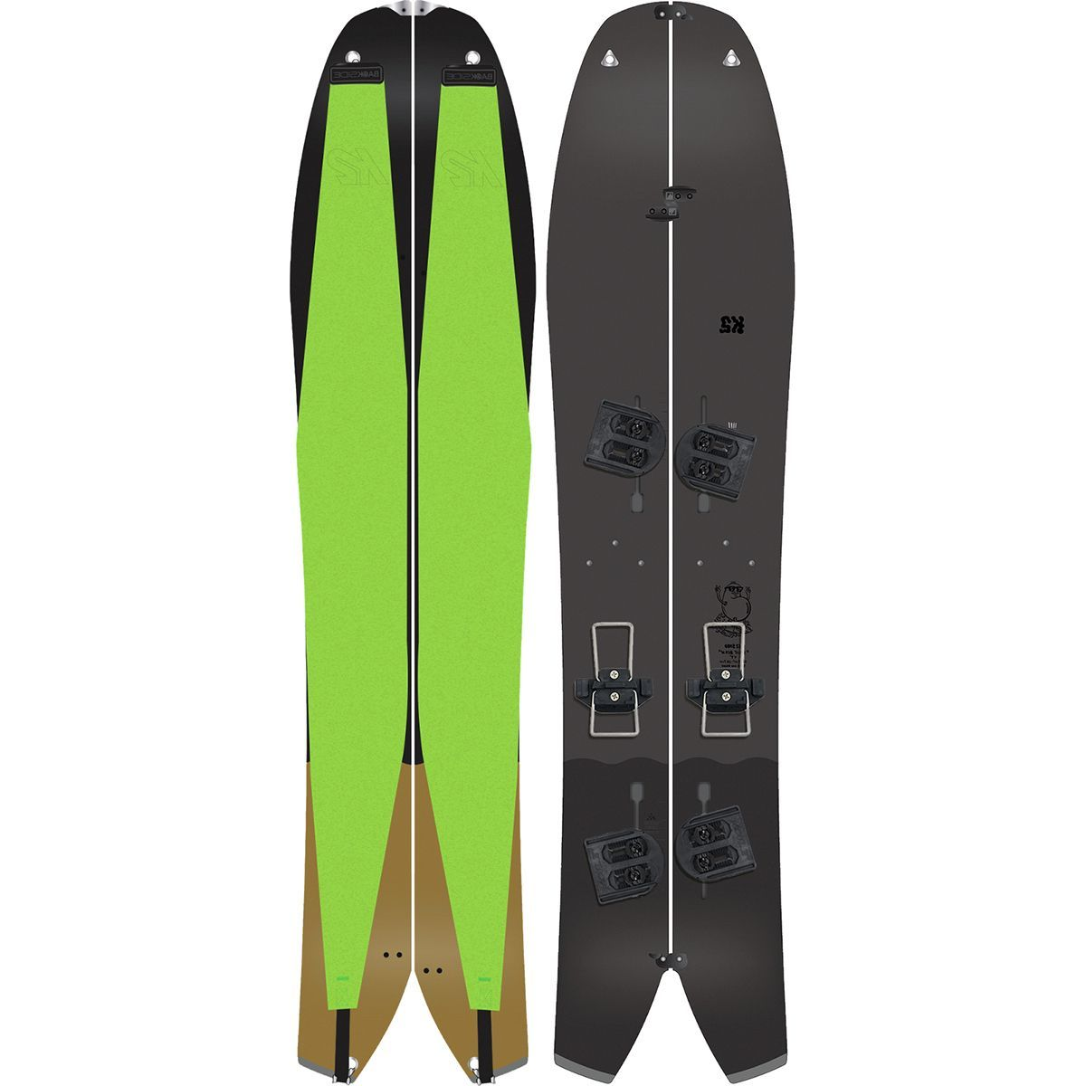 K2 Snowboards Split Bean Package - Men's
