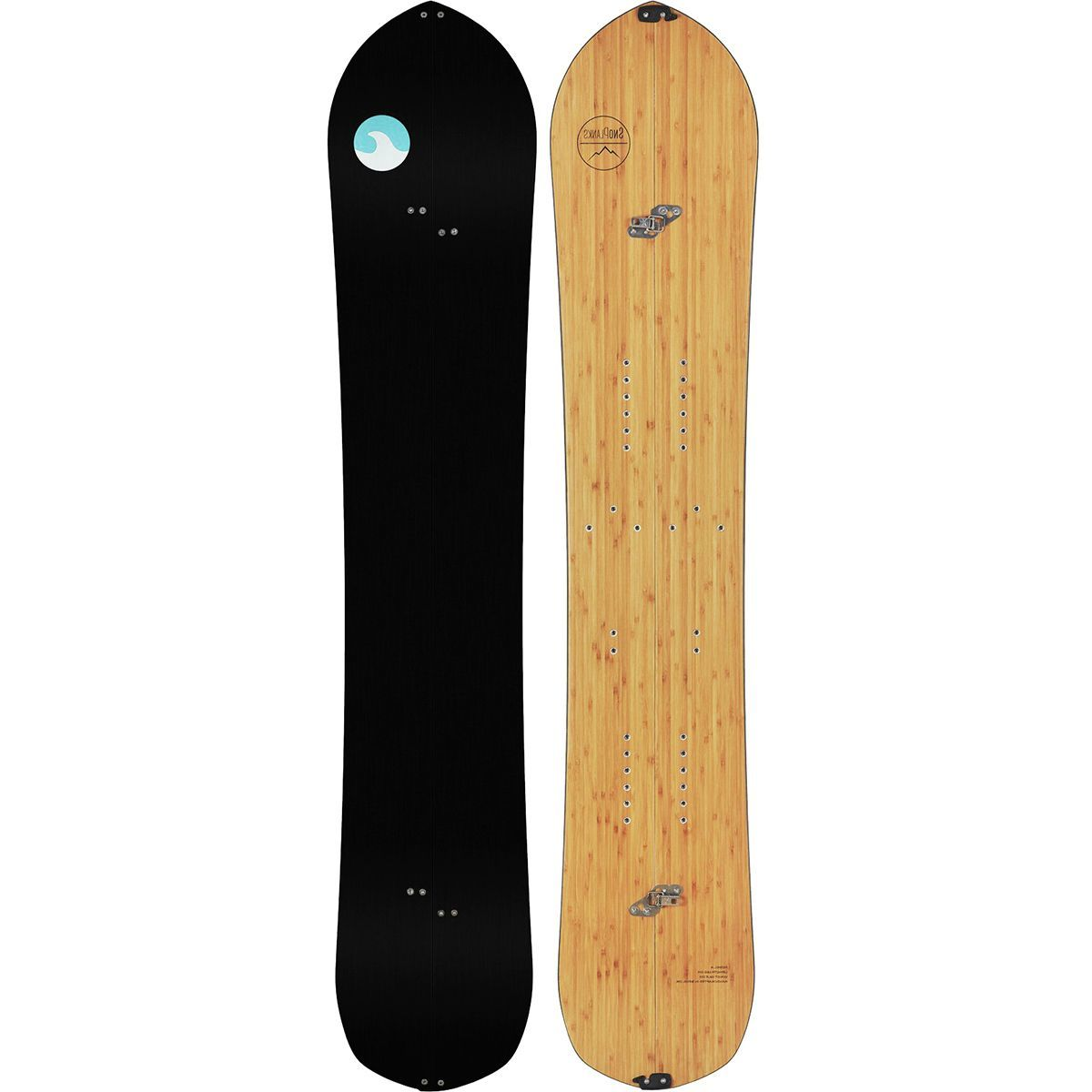 SnoPlanks Model A Splitboard - Men's