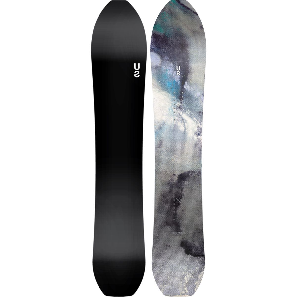 United Shapes Explorer Series Snowboard - Men's