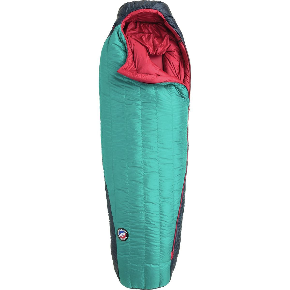 Big Agnes Daisy Mae Sleeping Bag: 15 Degree Down - Women's