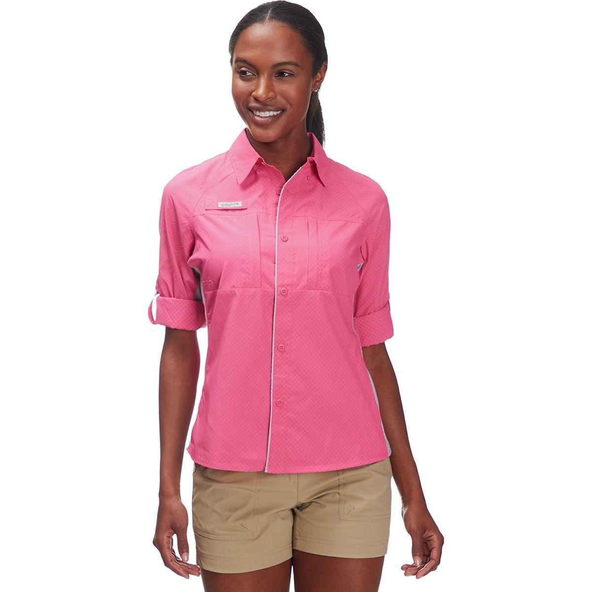 Columbia Ultimate Catch Zero II Long-Sleeve Shirt - Women's