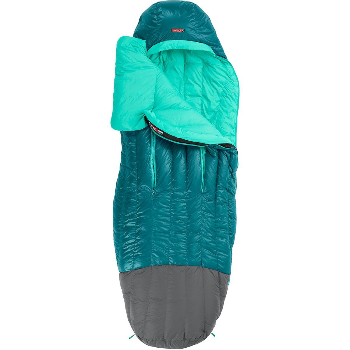 NEMO Equipment Inc. Rave 15 Sleeping Bag: 15 Degree Down - Women's