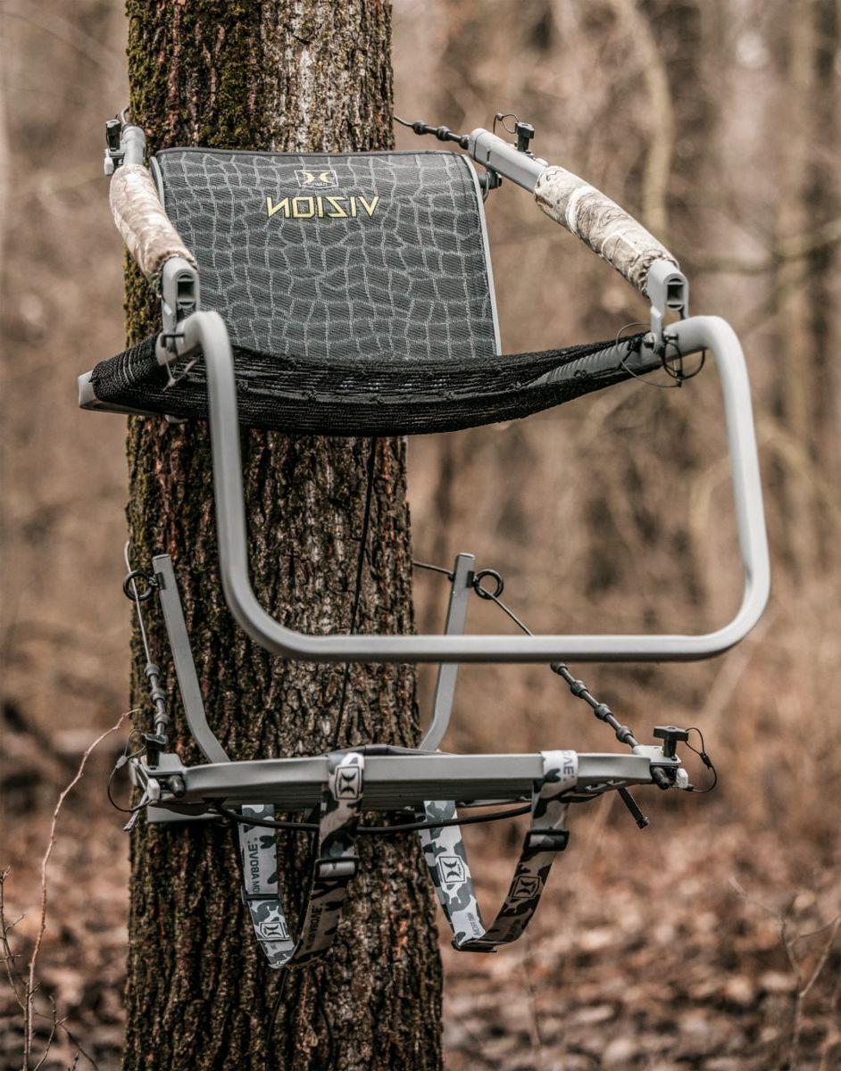 Hawk Warbird Vizion™ Climbing Treestand