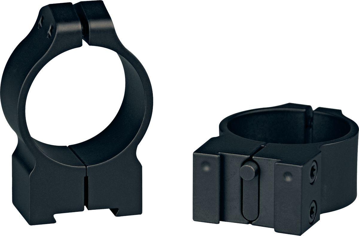 Warne Tikka GRL 30mm Matte Rings – Medium