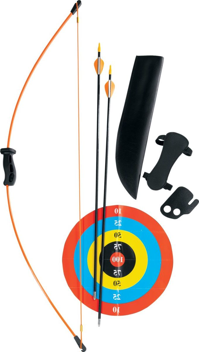 Bear® Archery Youth 1st Shot Bow Set