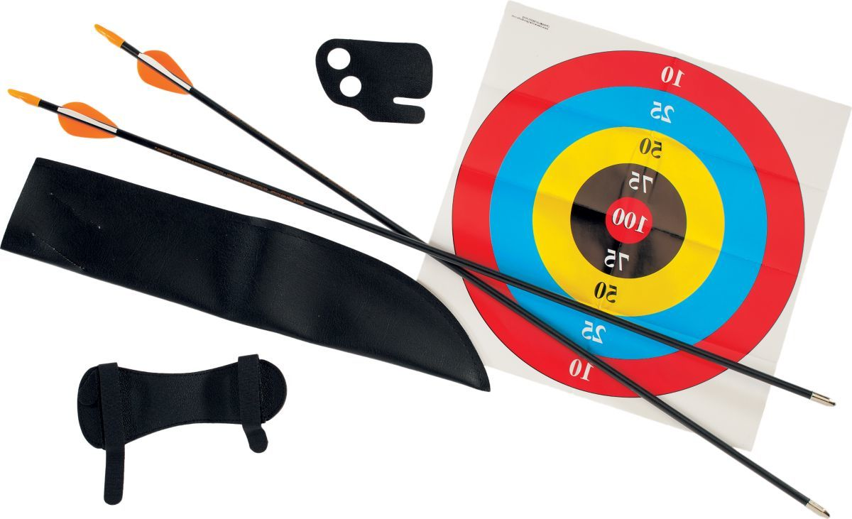 Bear® Archery Youth 1st Shot Bow Set