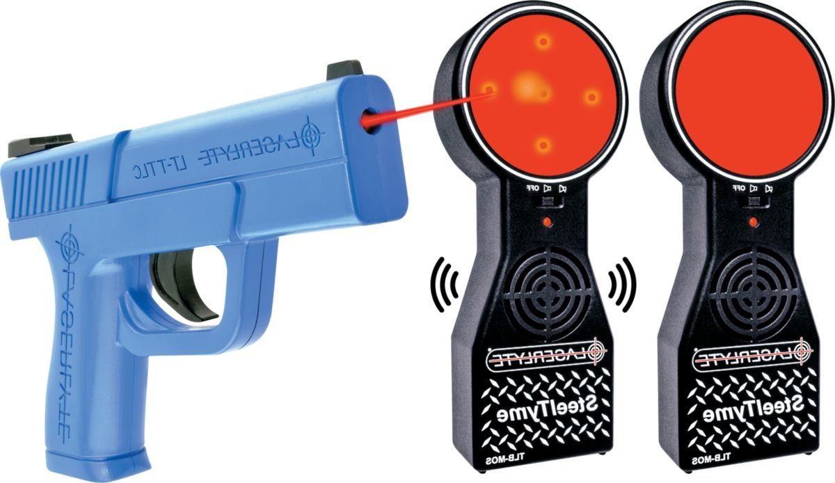 LaserLyte® Steel Tyme™ Laser-Trainer Kit