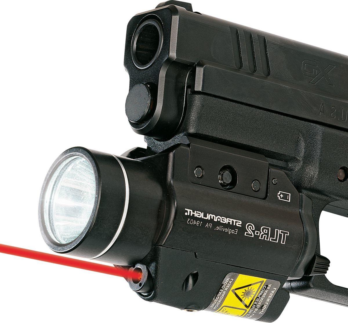 Streamlight® Handgun Lights