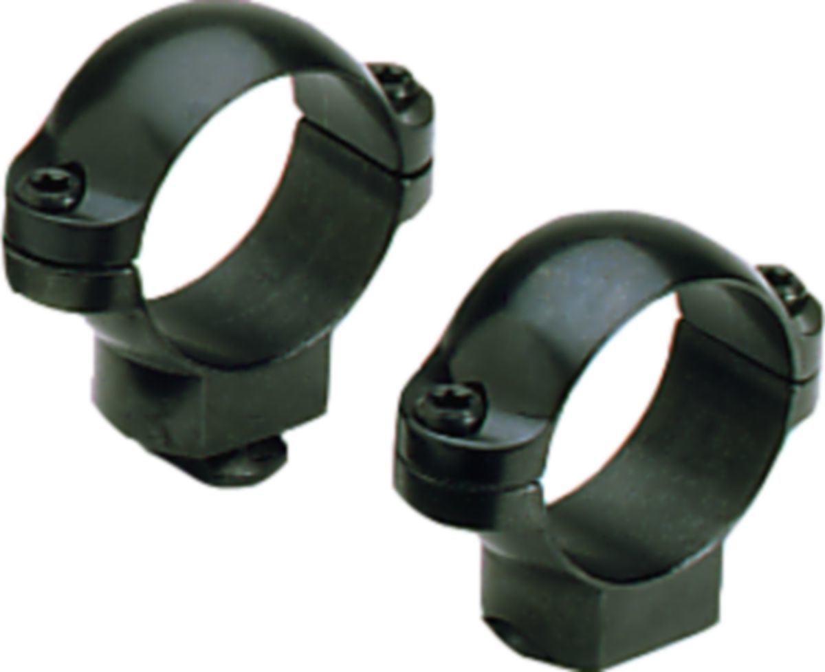 Leupold® 30mm Matte Rings – High