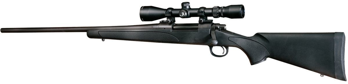 Remington® 700™ ADL Bolt-Action Rifle and Scope Combos