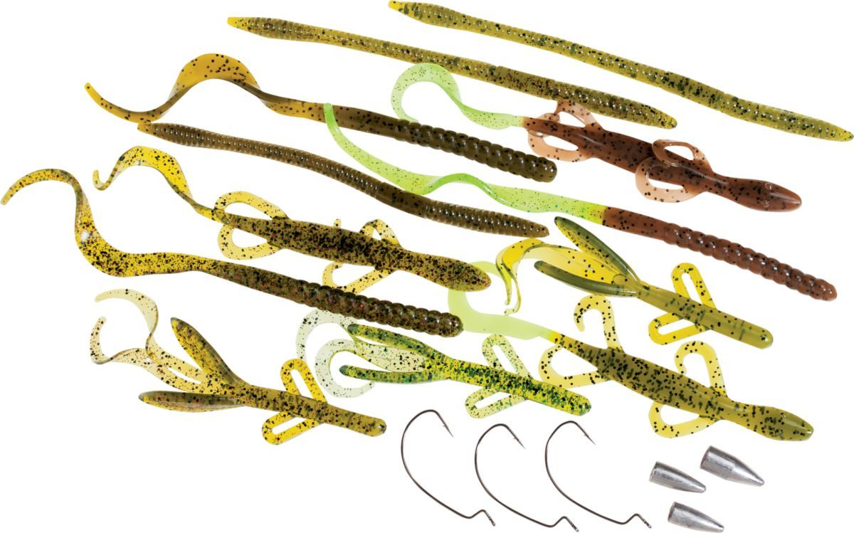 Creme Lures Texas Rigging Book Kit