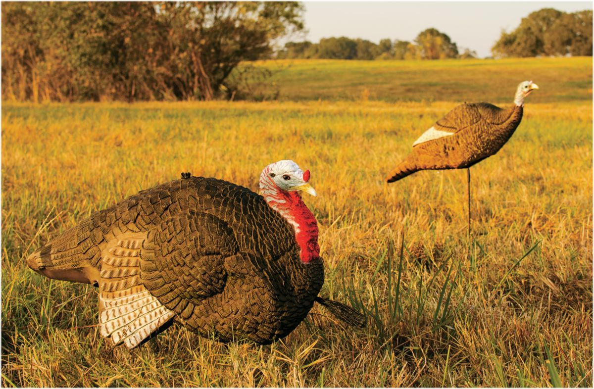 Primos® Gobbstopper Turkey Decoy Combo