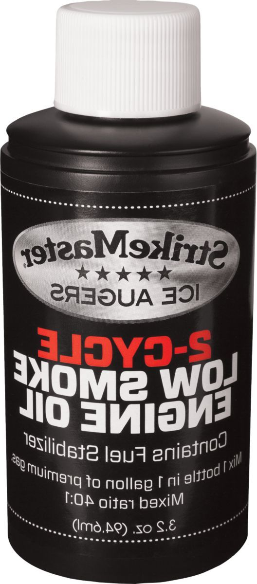 StrikeMaster® Low-Smoke Two-Cycle Oil