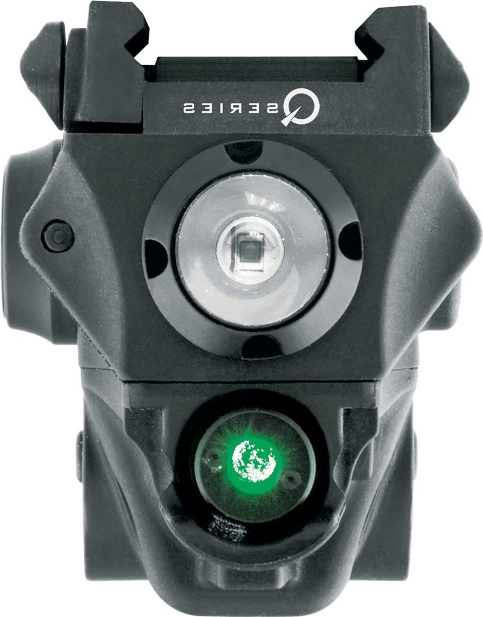 iPROTEC Green Laser/LED Light Combo