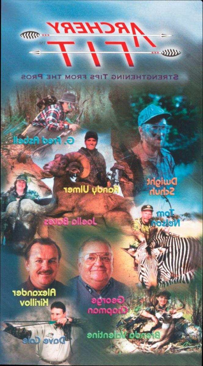 BOWFIT™ Archery Fit DVD
