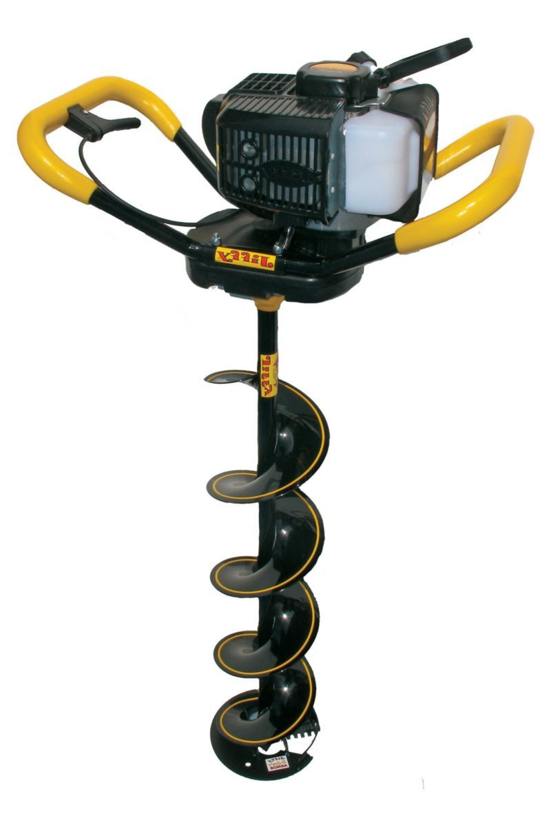 Jiffy Model 30 Gas-Powered Ice Auger