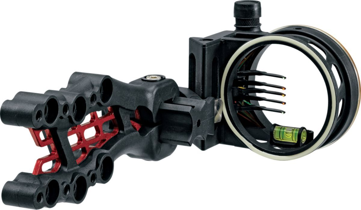 TRUGLO® Carbon Hybrid Five-Pin Bow Sight