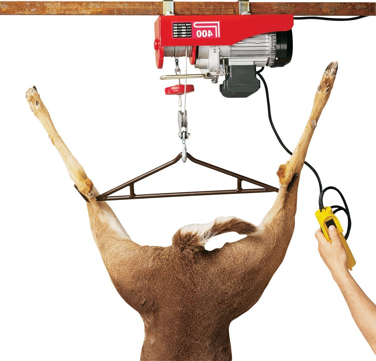 Cabela's Electronic Cable Hoists