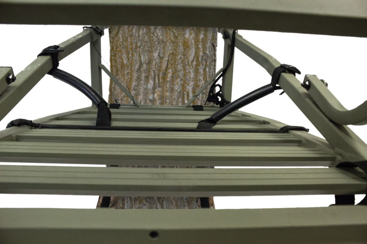 API Outdoors® Alumi-Tech® Grand Slam Extreme Climbing Treestand