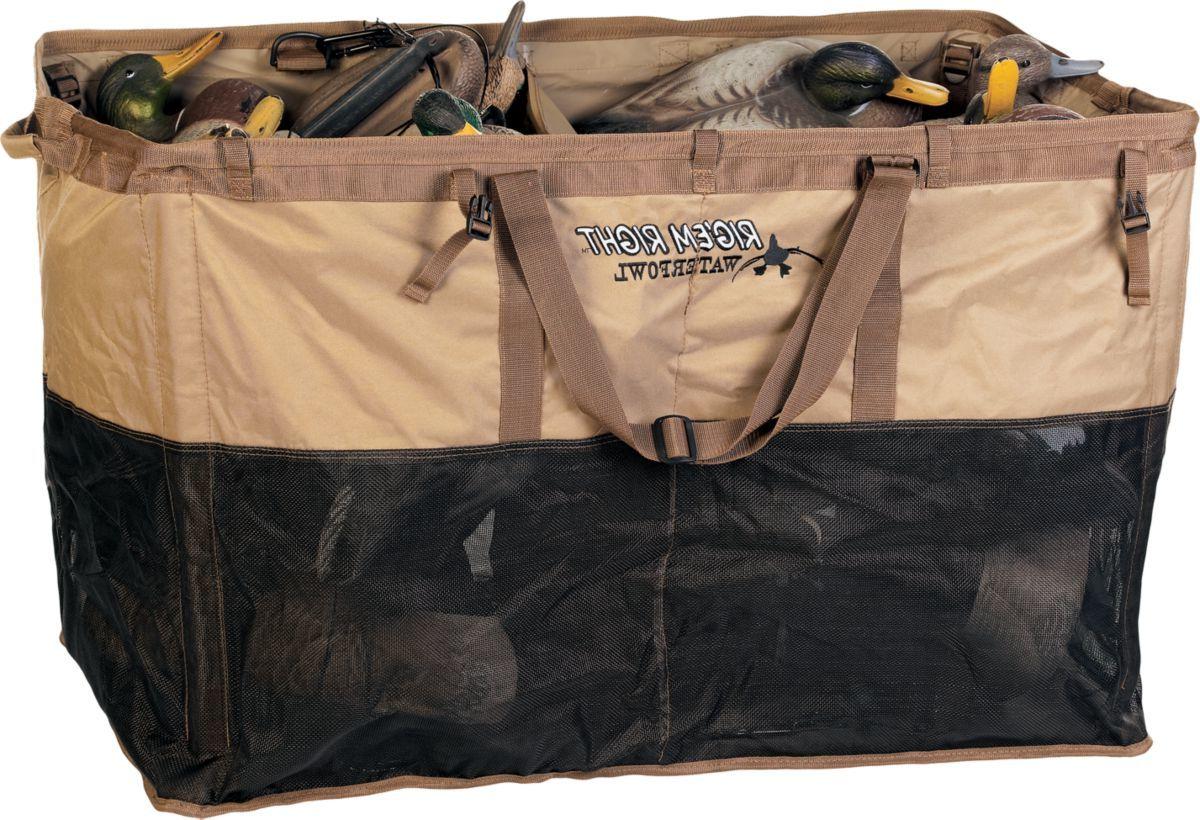 Rig'Em Right™ Tanker XL Decoy Bag
