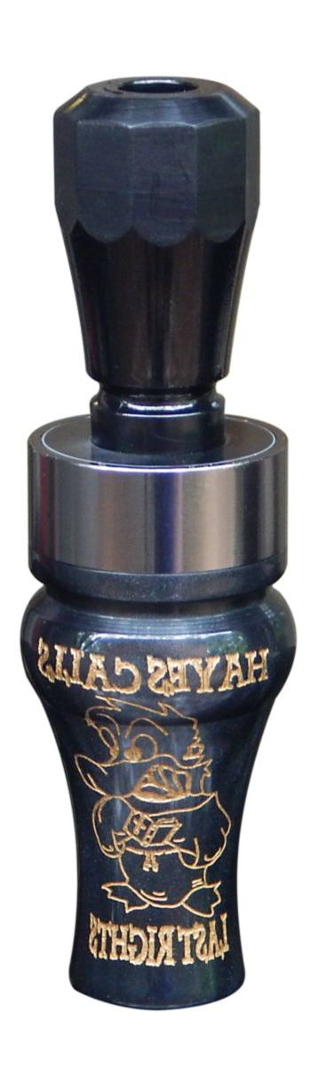 Hayes Calls Last Rights Duck Call