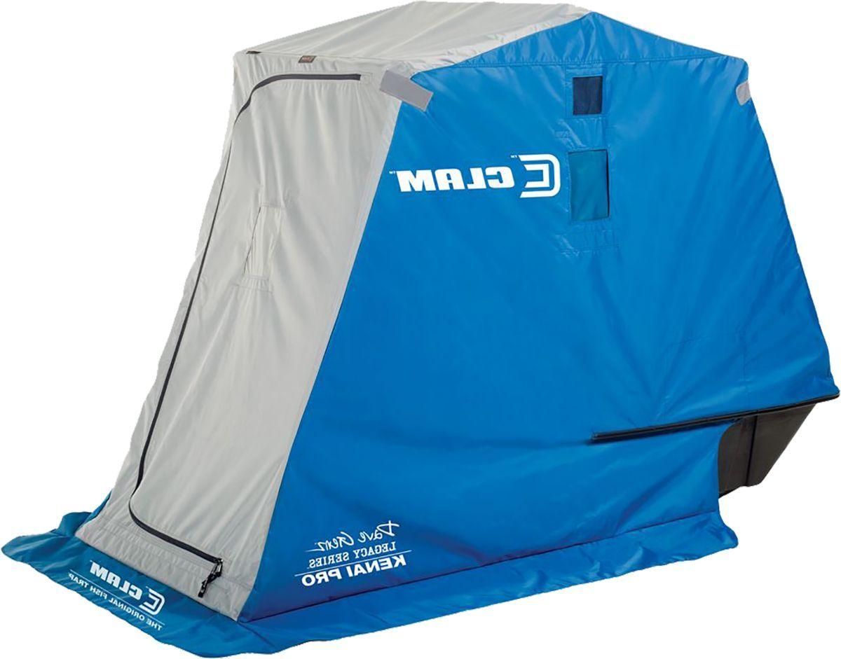 Clam® Kenai Pro Ice Shelter
