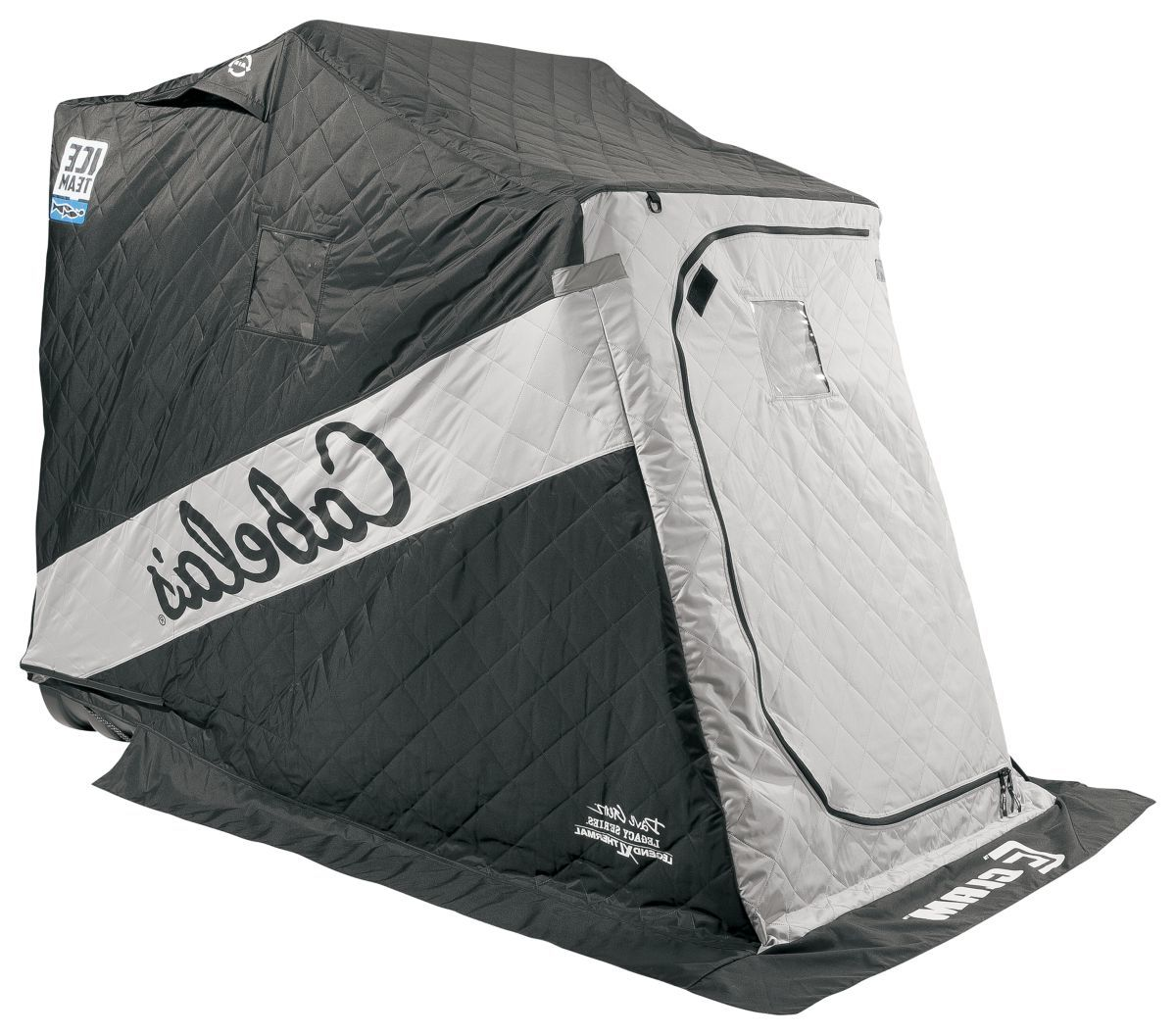 Cabela's® Legend XL Ice Team Ice-Fishing Shelter by Clam Outdoors