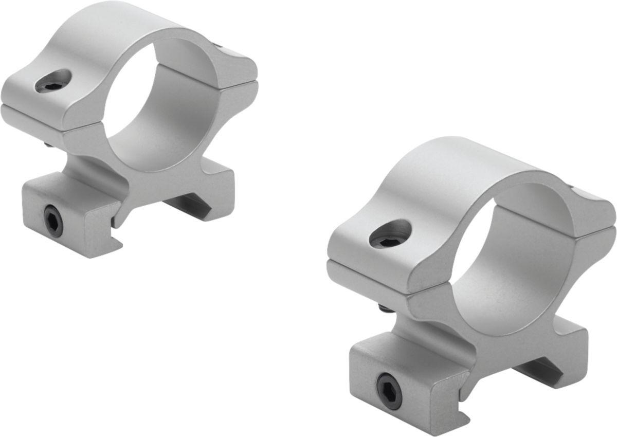 "Leupold® Rifleman 1"" Silver Rings – Medium"