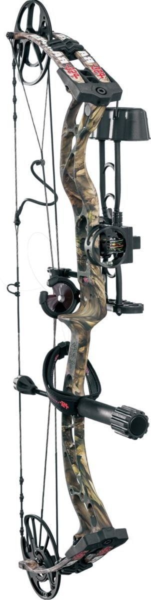 PSE Ramped™ RTS Compound-Bow Package