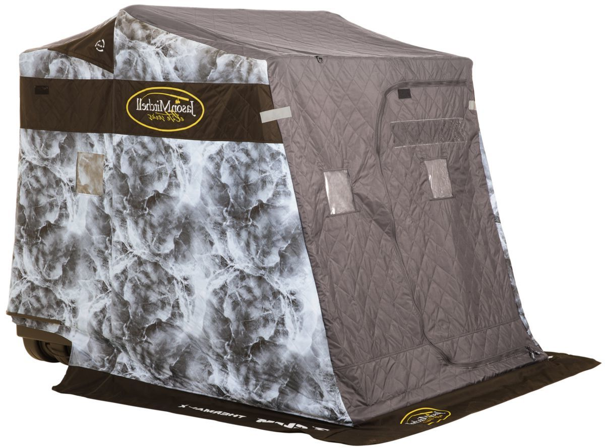 Clam Outdoors™ Jason Mitchell Thermal X Ice Shelter
