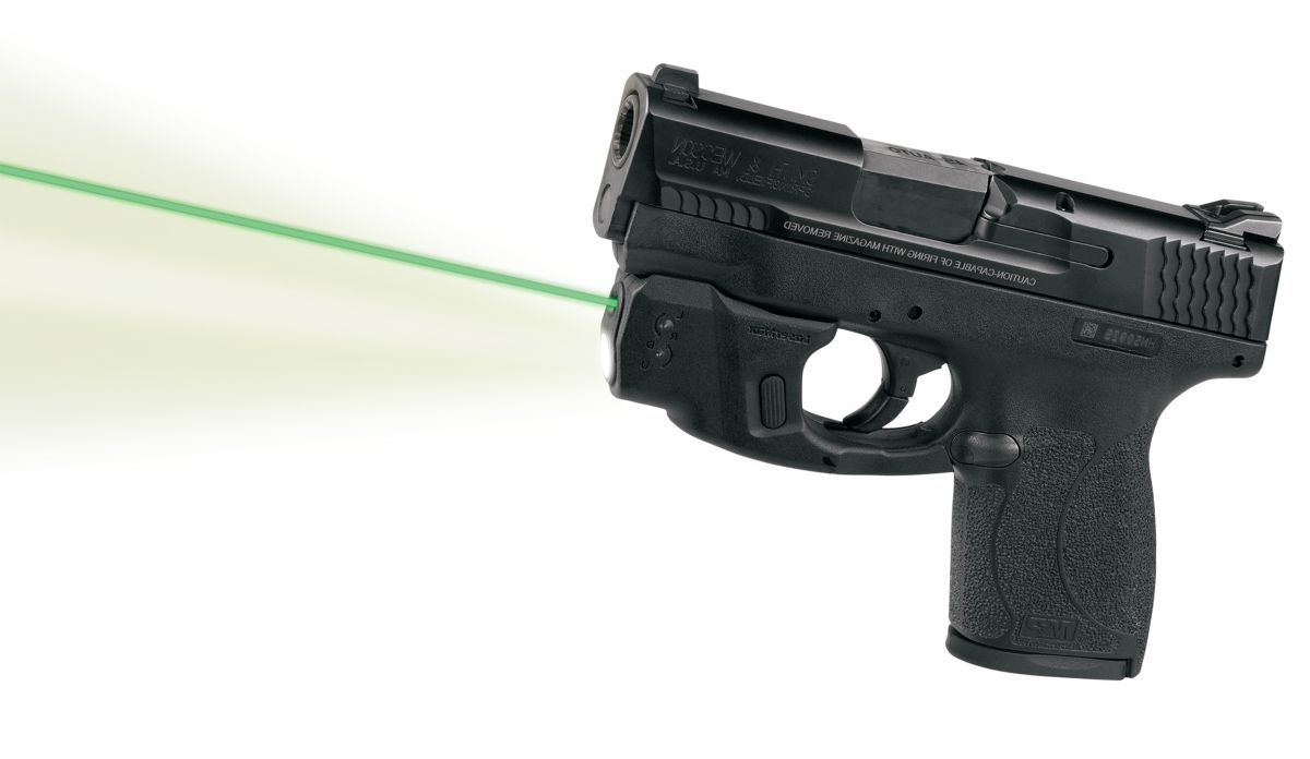 LaserMax Centerfire Shield 45 Light/Laser