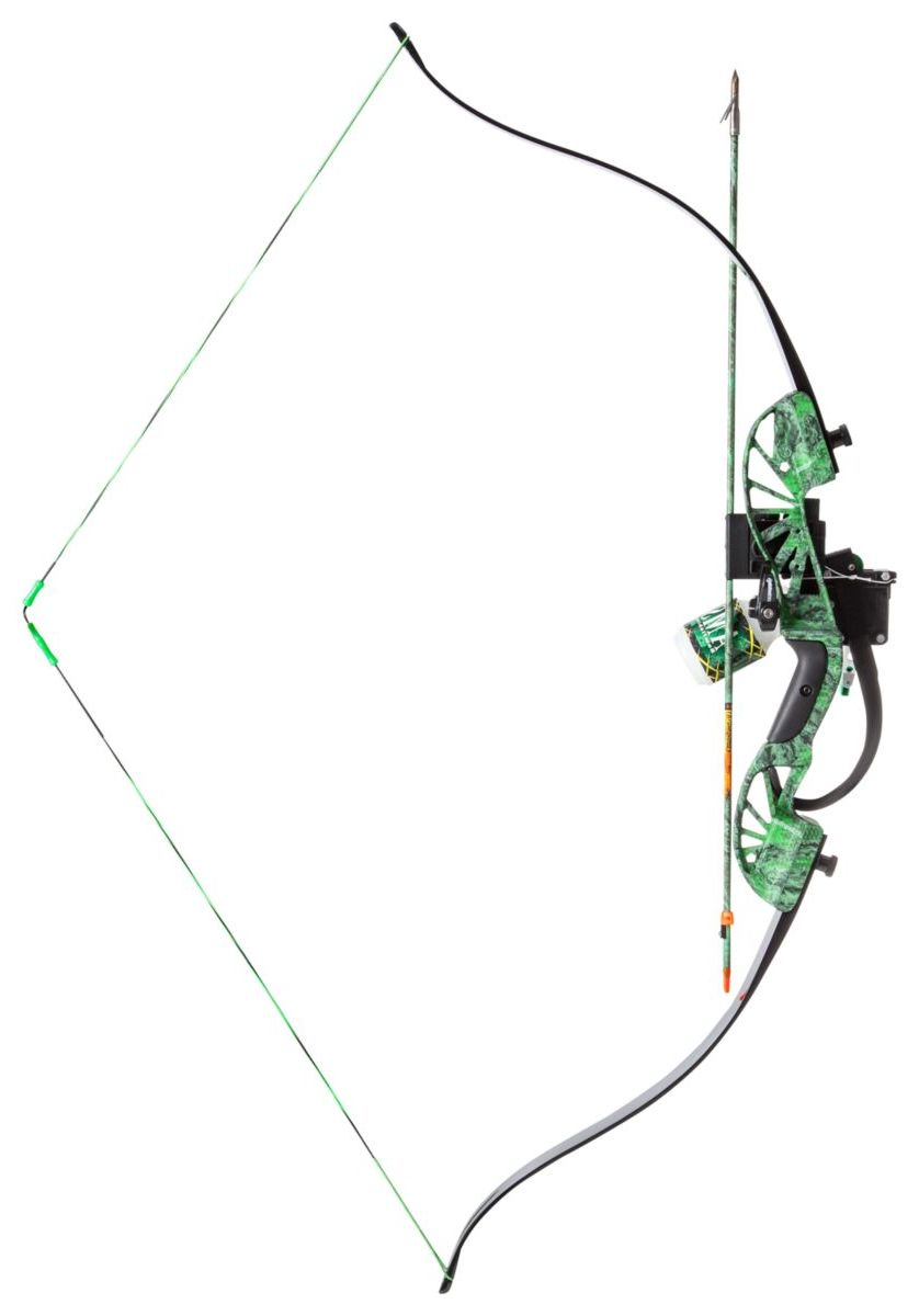 AMS Bowfishing® Water Moc™ Recurve Bow Bowfishing Package