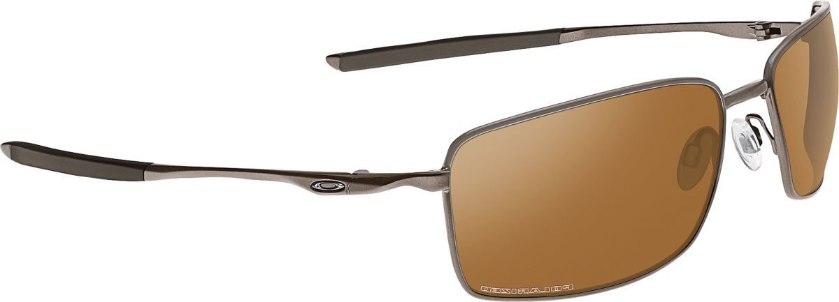 Oakley® Square Wire™ Polarized Sunglasses