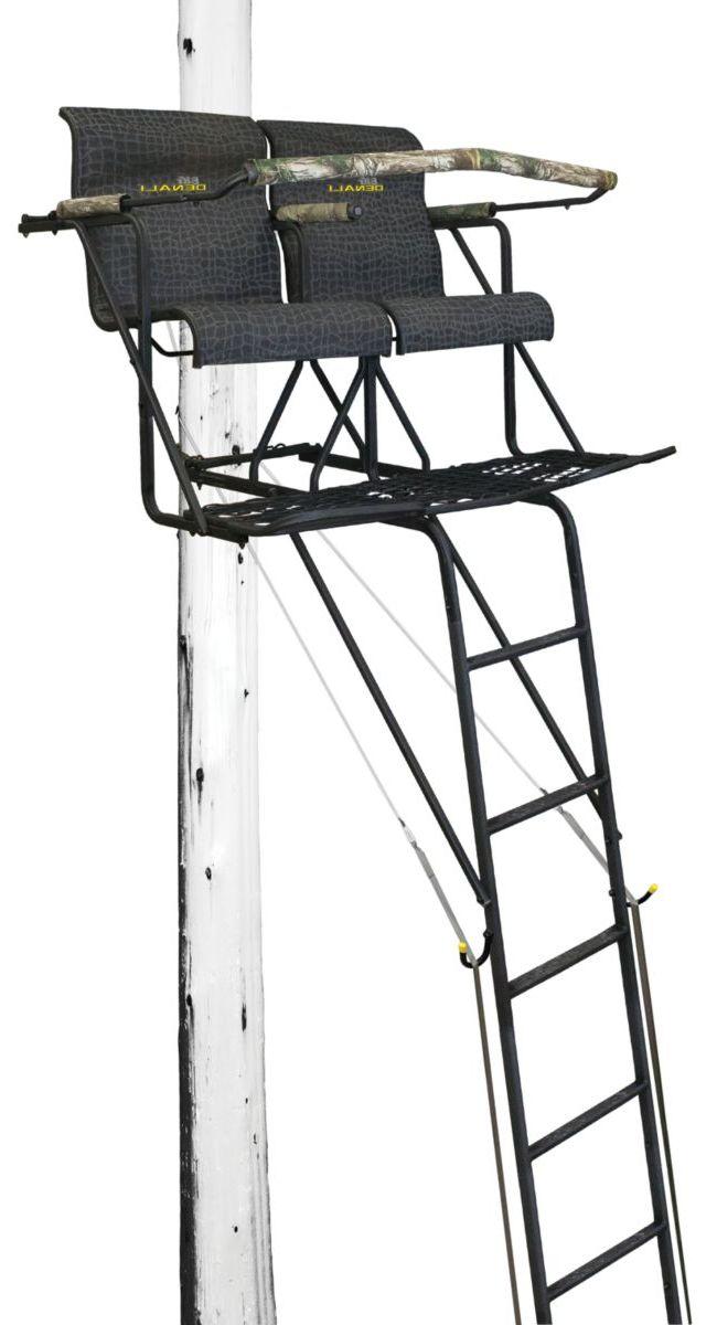 Hawk Big Denali™ Two-Man Ladder Stand
